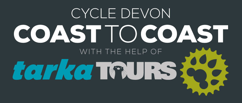 Cycle the Devon Coast to Coast Route with Tarka Tours
